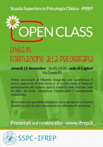 Open-Class-13-nov-Cagliari