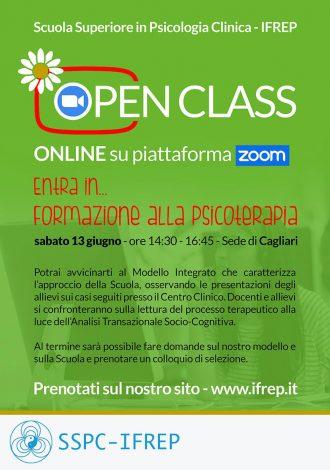 Open-Class-Cagliari